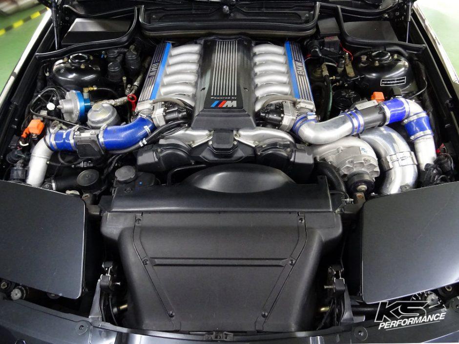 BMW 850i Kompressor 2kl