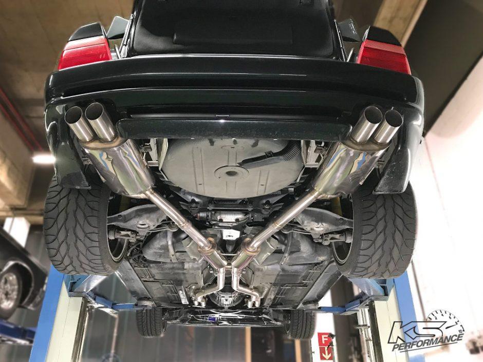 BMW 850i Kompressor kl