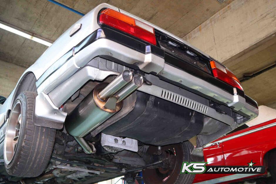 Datsun 280ZX Turbo 2 low