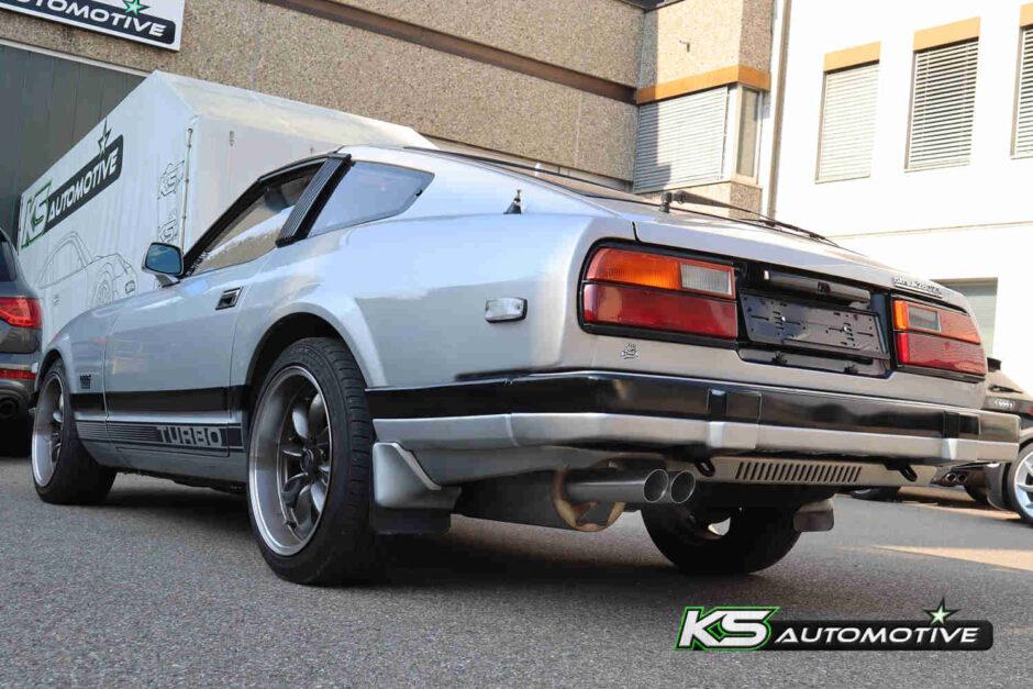 Datsun 280ZX Turbo low