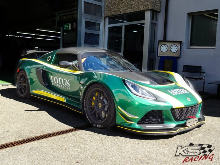 Lotus Exige 380 by KS Racing