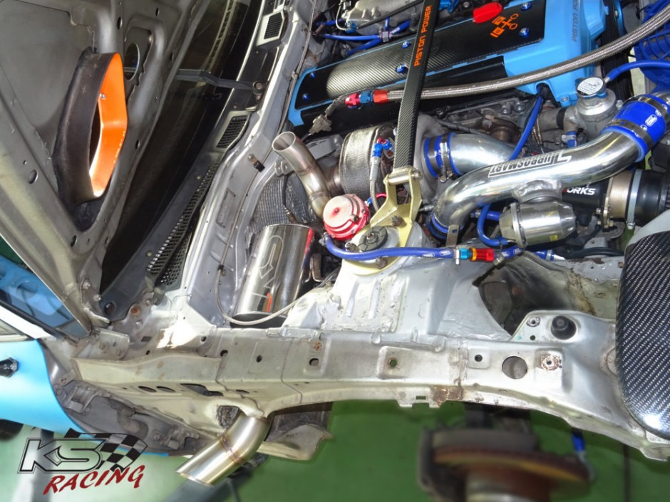 Mazda RX7 Procar by KS Racing 2