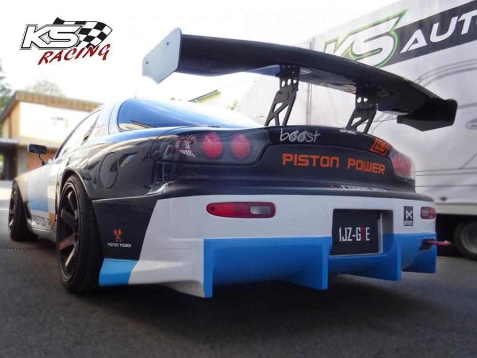 Mazda RX7 Procar by KS Racing