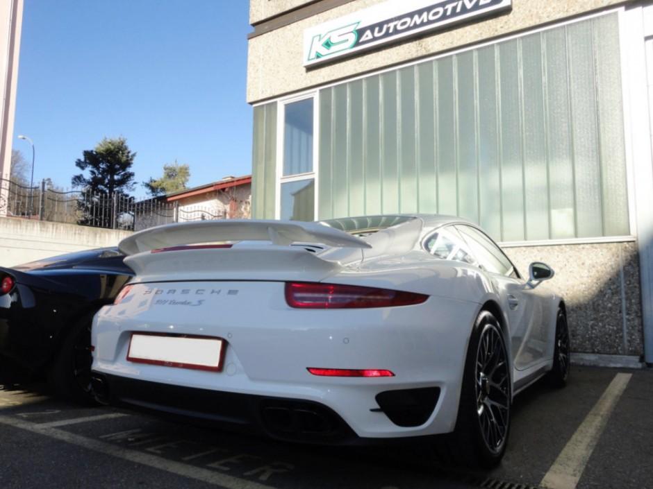 Porsche 911 Turbo S  KS WEB