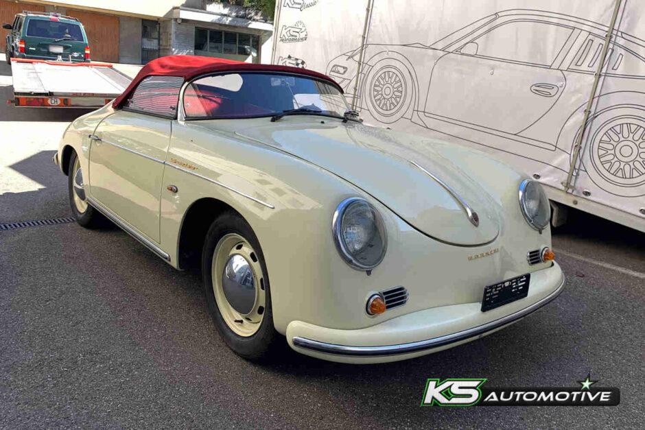 Porsche Speedster 2 low