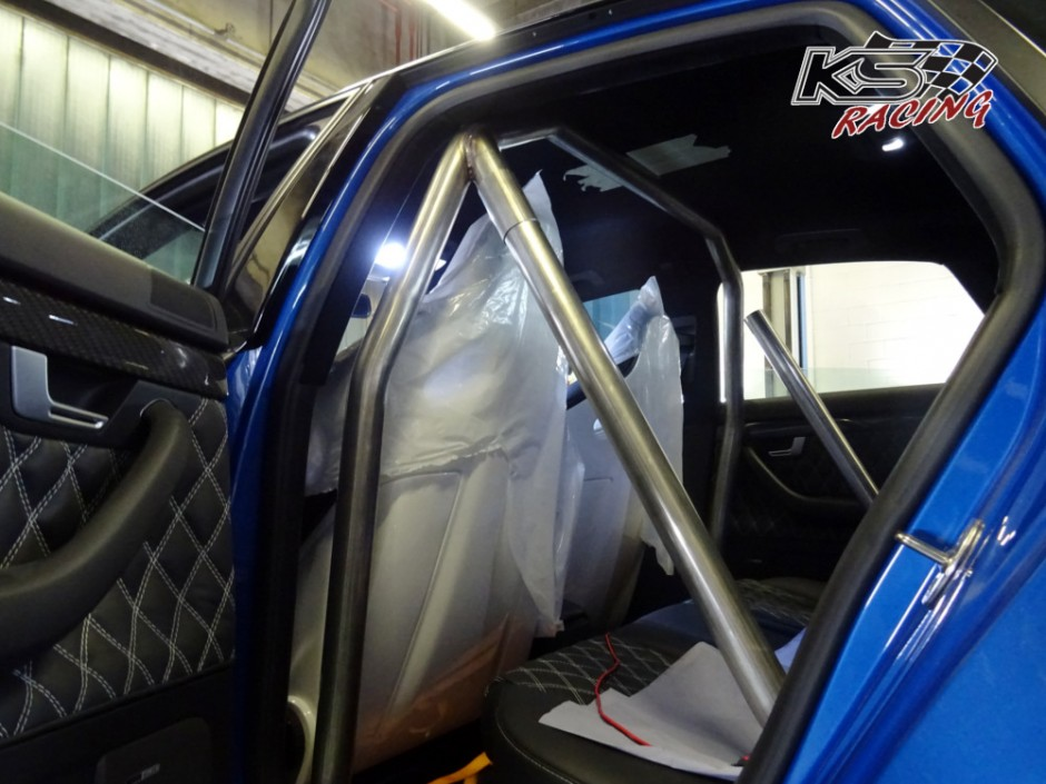 RS4 B7 Clubsportbügel by KS Racing 2