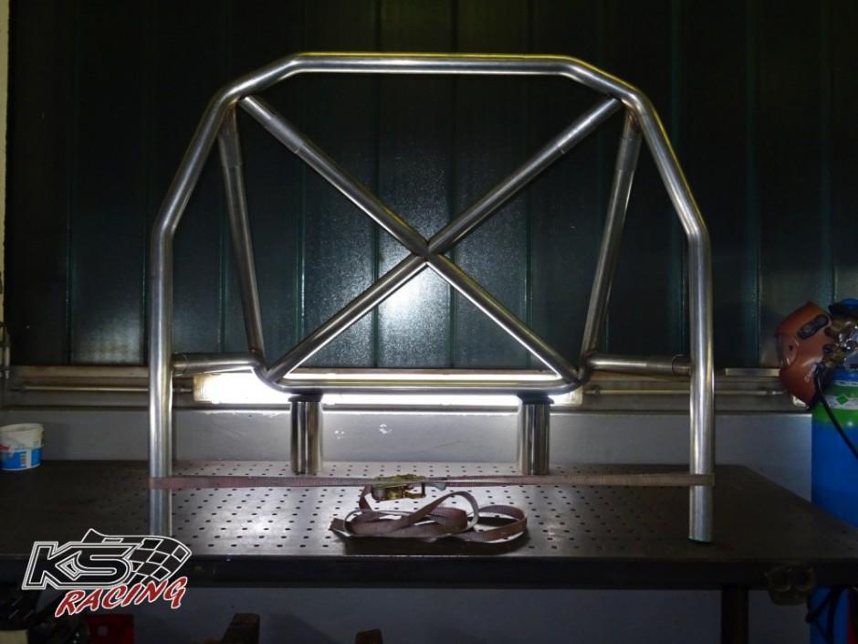 RS4 B7 Clubsportbügel by KS Racing 4